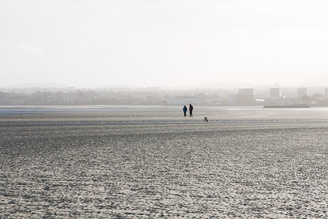 sandymount dublin beach
