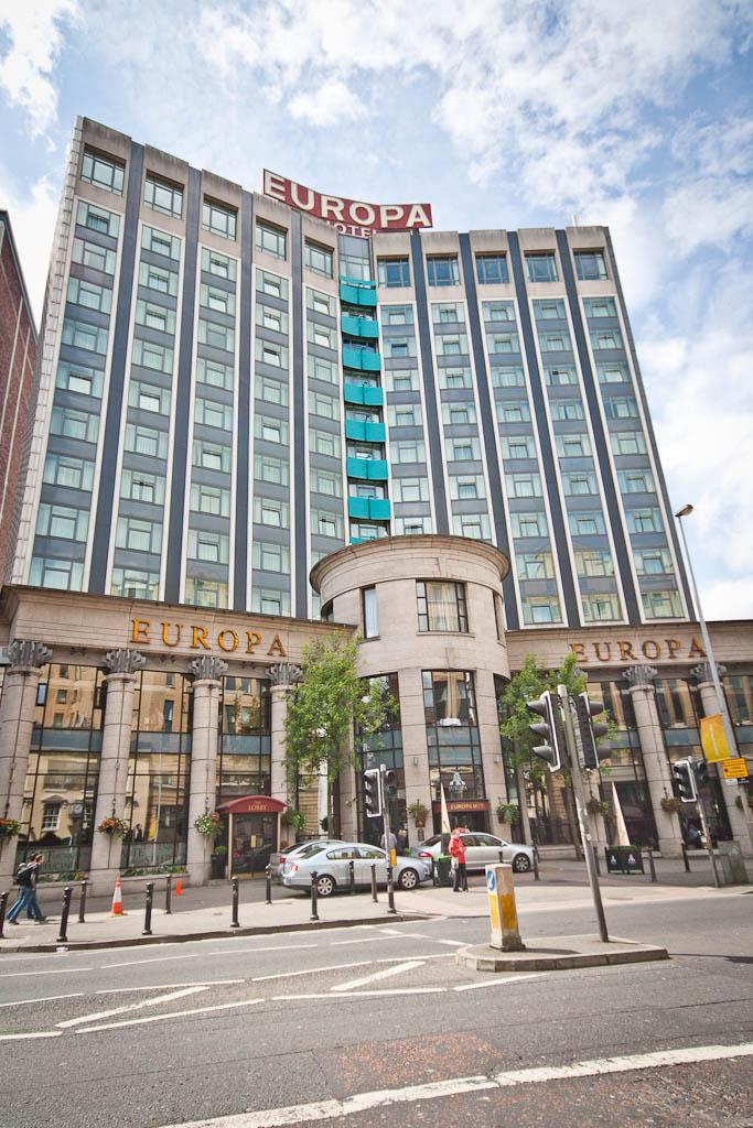 Hotel Europa in Belfast