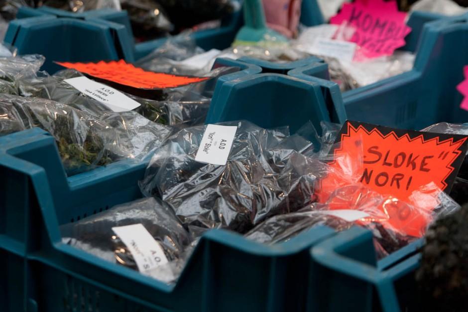 Seaweed St. George's Market Belfast