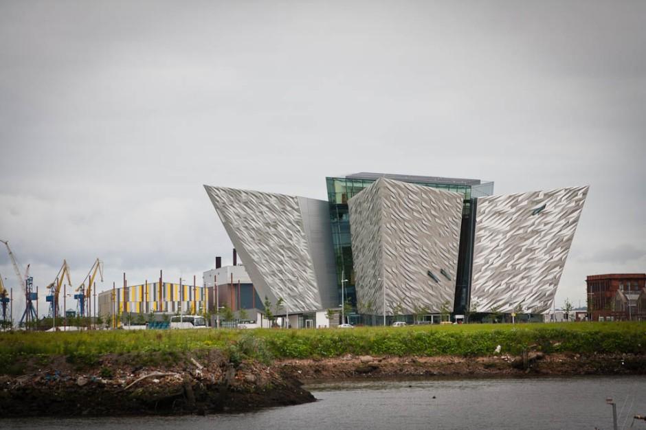 Titanic Belfast® - Titanic Museum in Belfast
