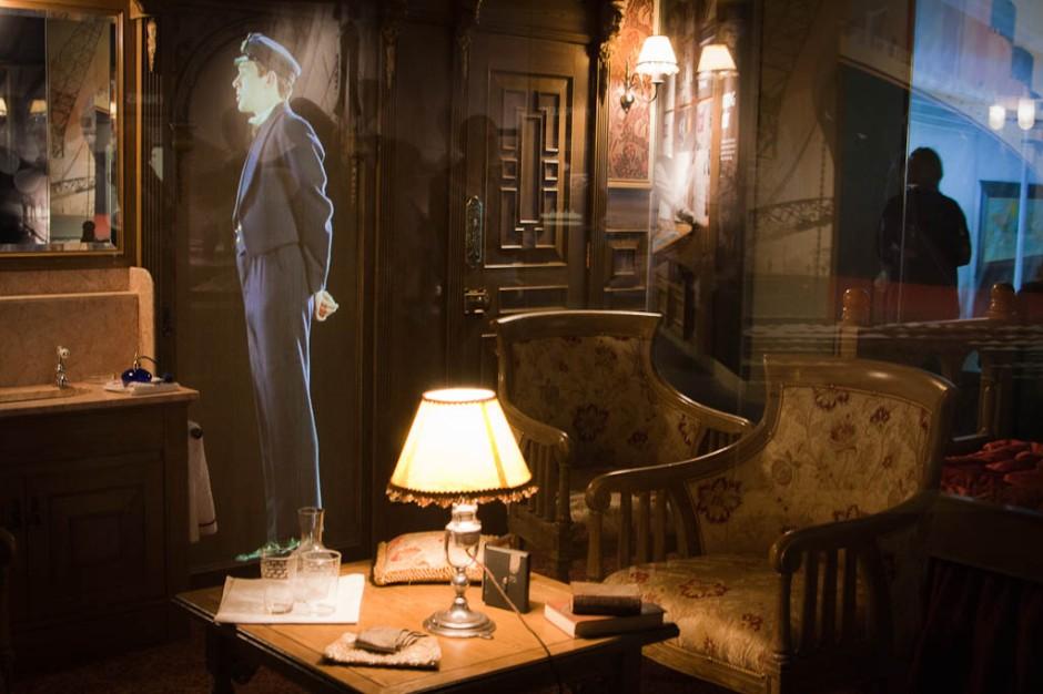 Titanic Belfast® - Titianic interior