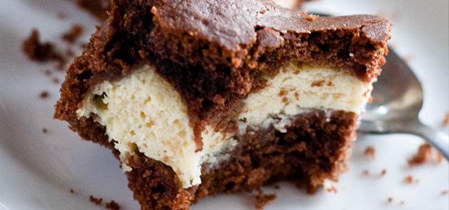 Polish Cheesecake Chocolate Cake