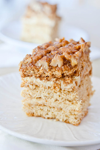 Honey Cake Miodownik Magda S Cauldron