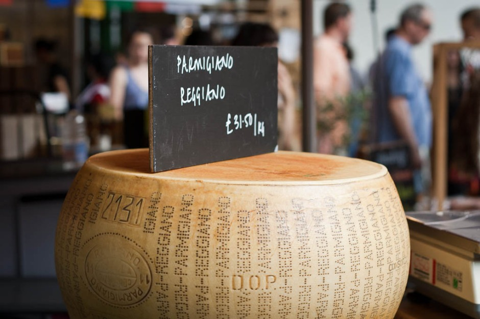 cheese, Borough Market in London