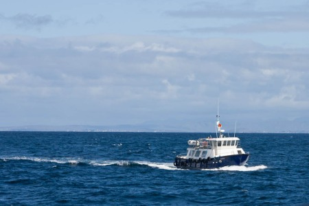 a ferry to arran islands