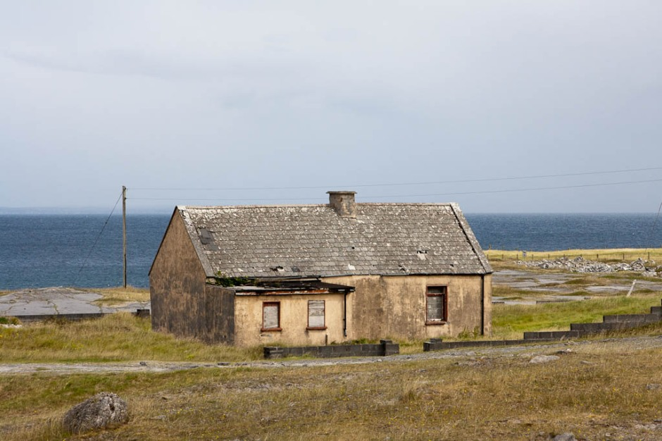 house in Inisheer (Arran Islands)