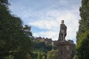 Edinburgh - castle