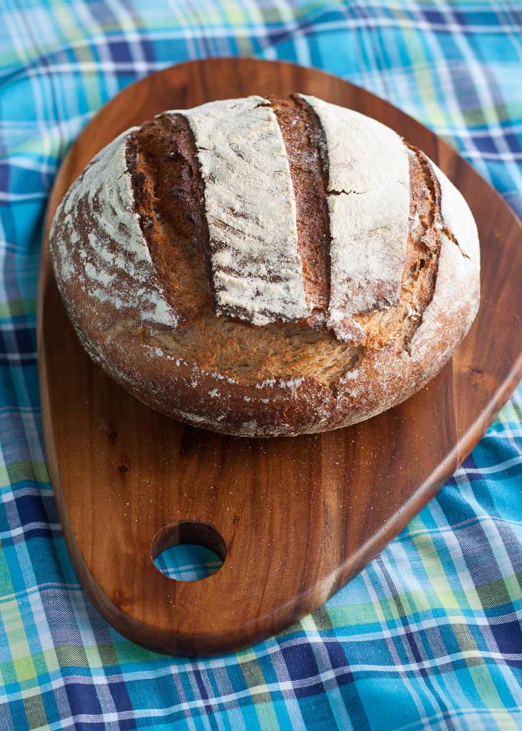 hairy bikers' scandinavian rye bread