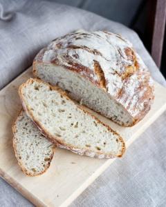 No-Knead Bread