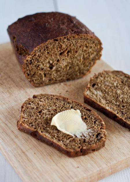 Hätäleipä - Finnish Emergency Bread
