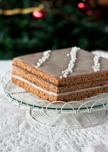 Polish gingerbread