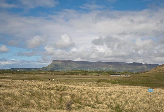 Majestic Ben Bulben - Sligo