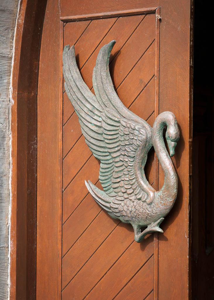 Drumcliff - Church door ornament