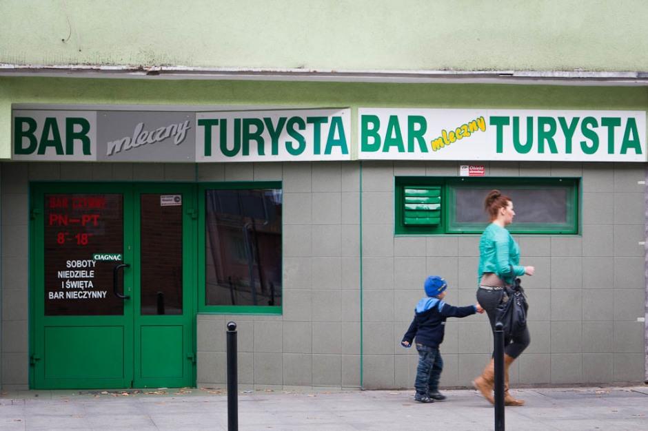 Szczecin Milk Bar - Tourist