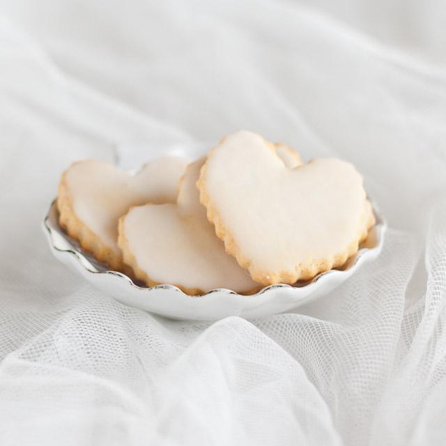 Milanais cookies