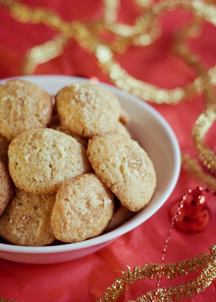 Serinakaker Norwegian cookies