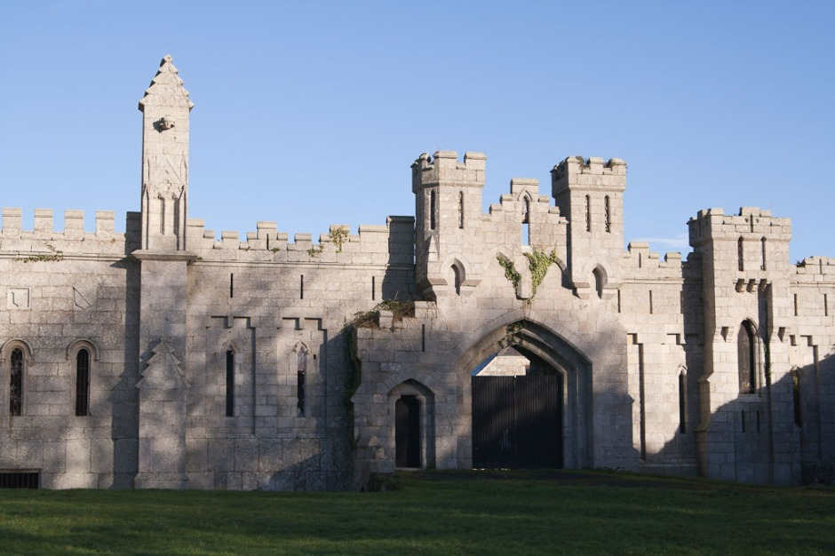 Castle Ducketts Grove, country Carlow