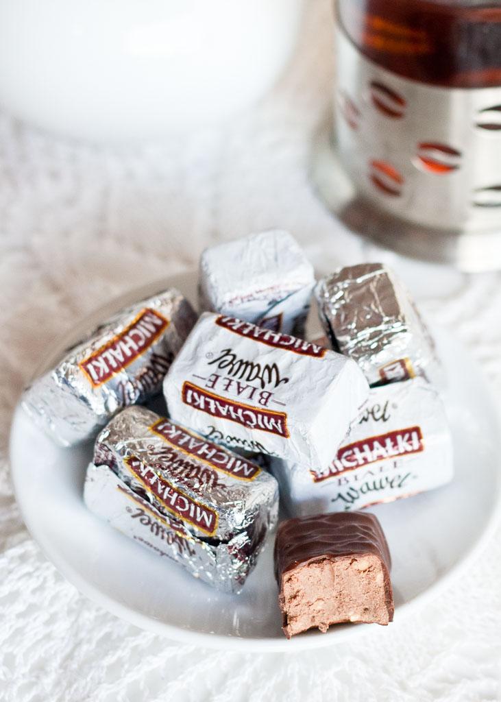 Polish sweets - Michałki