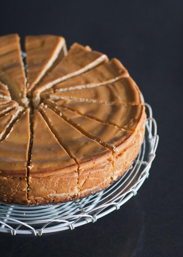 toffi cheesecake
