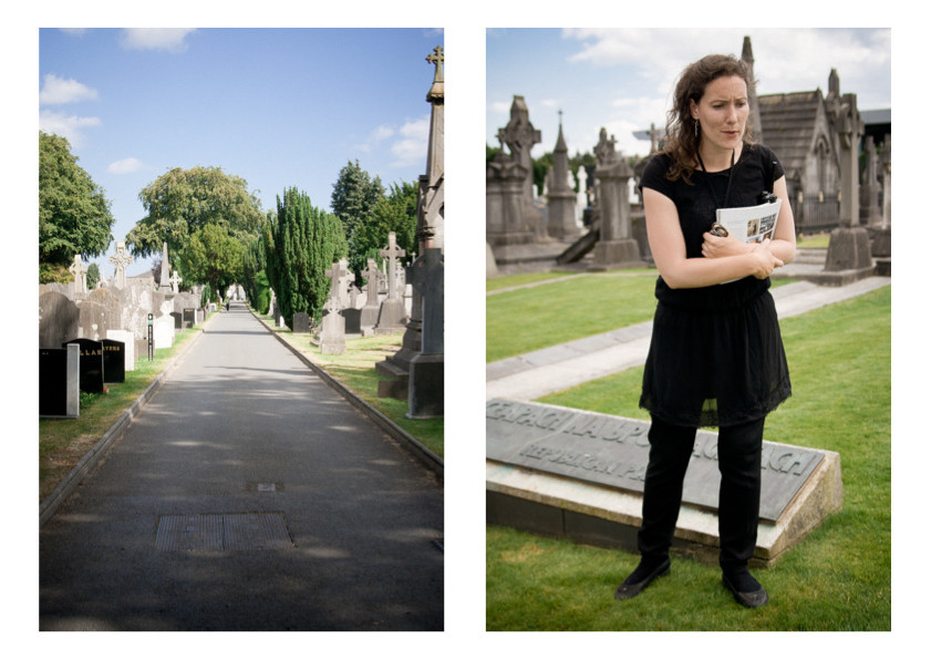 Glasnevin Cemetery - guide