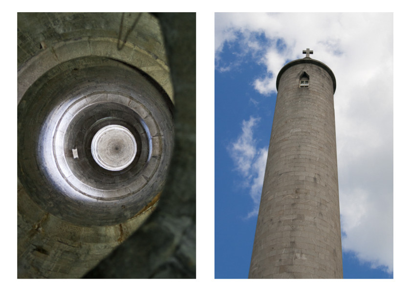 Glasnevin Cemetery - tower