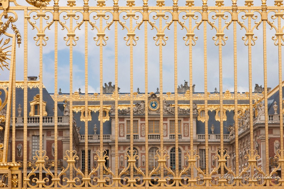 Versaille the golden gate