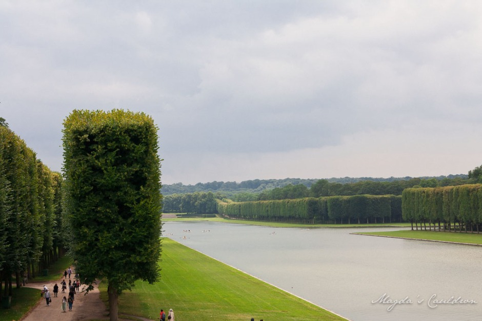 Versaille - the gardens