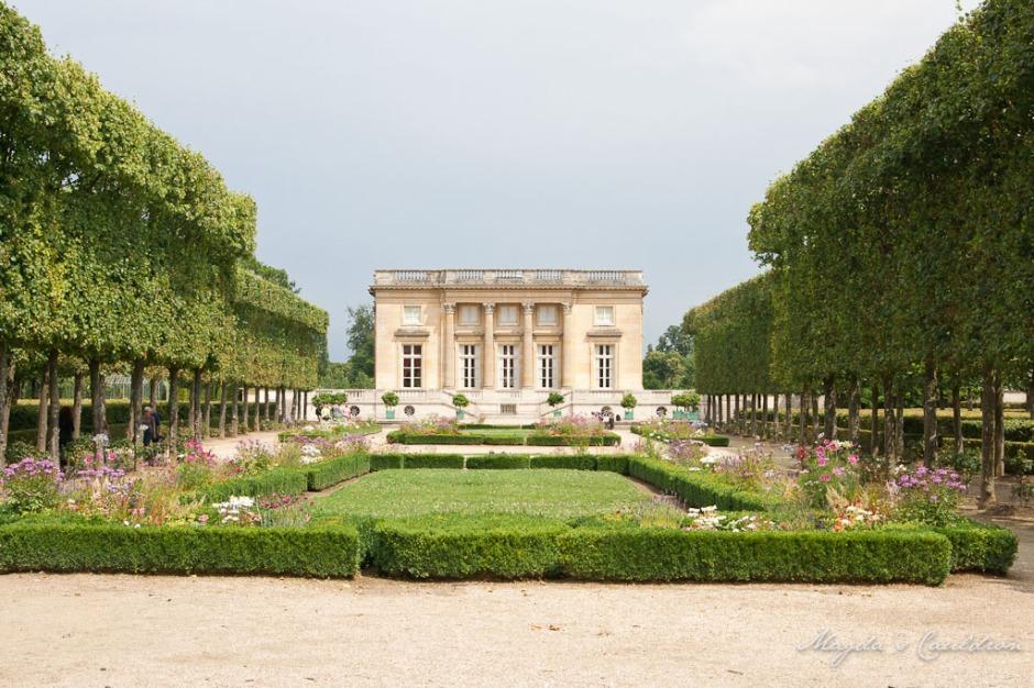 Versaille - the Petit Trianon