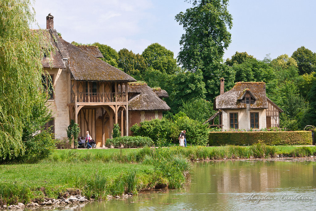 Versaille - the Queen's Hamlet