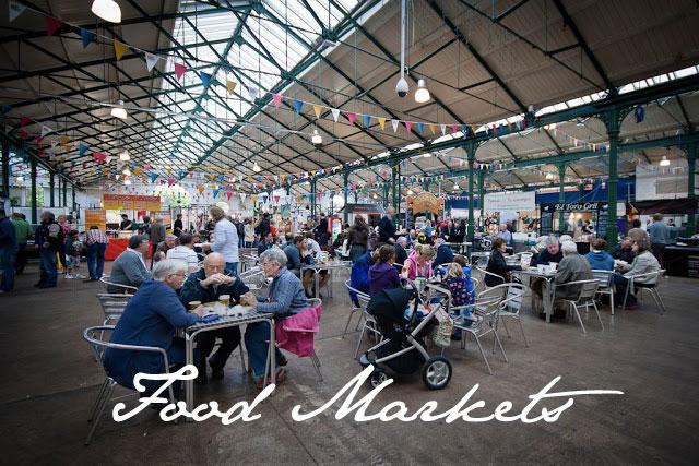 food market in belfast