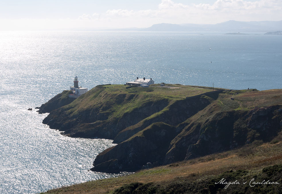 Lighthouse in Howth