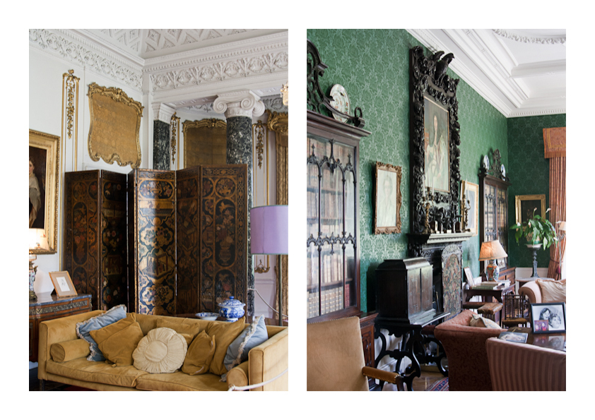 killruddery house rooms