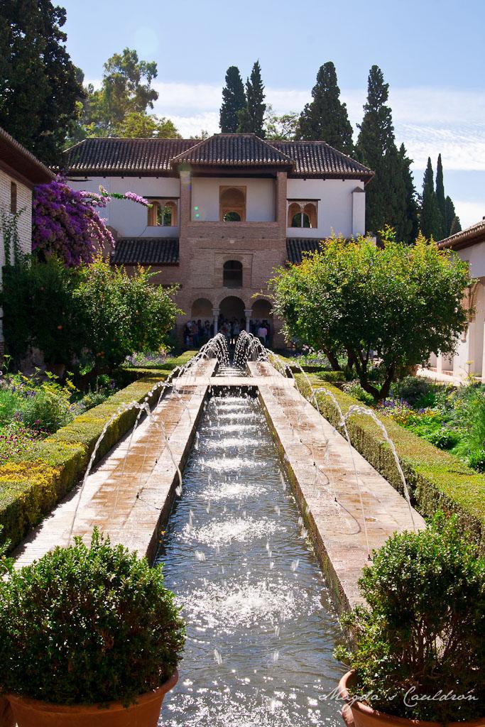 Alhabra, Granada, Spain