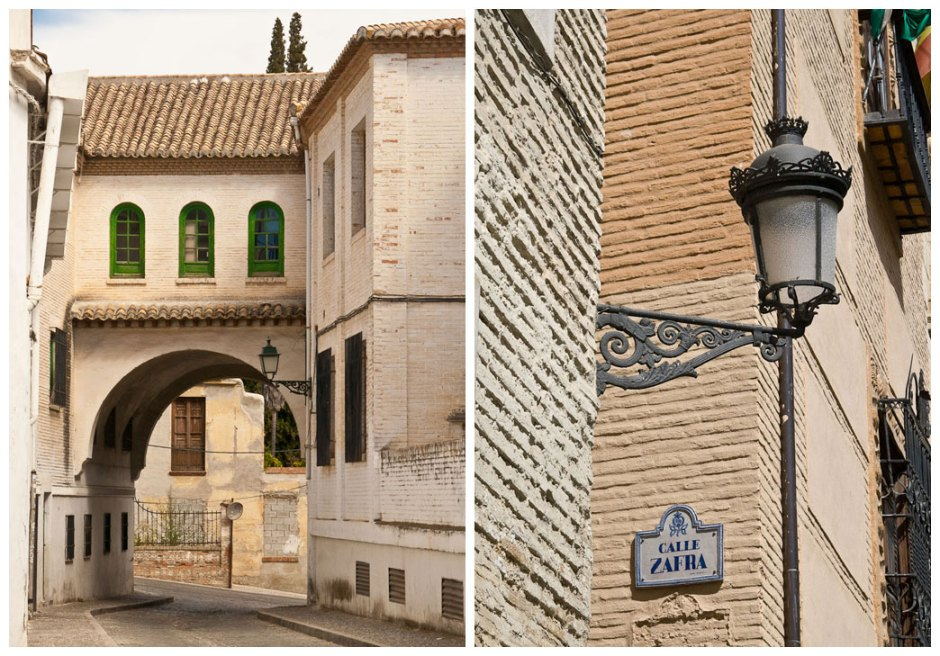 Granada - buildings