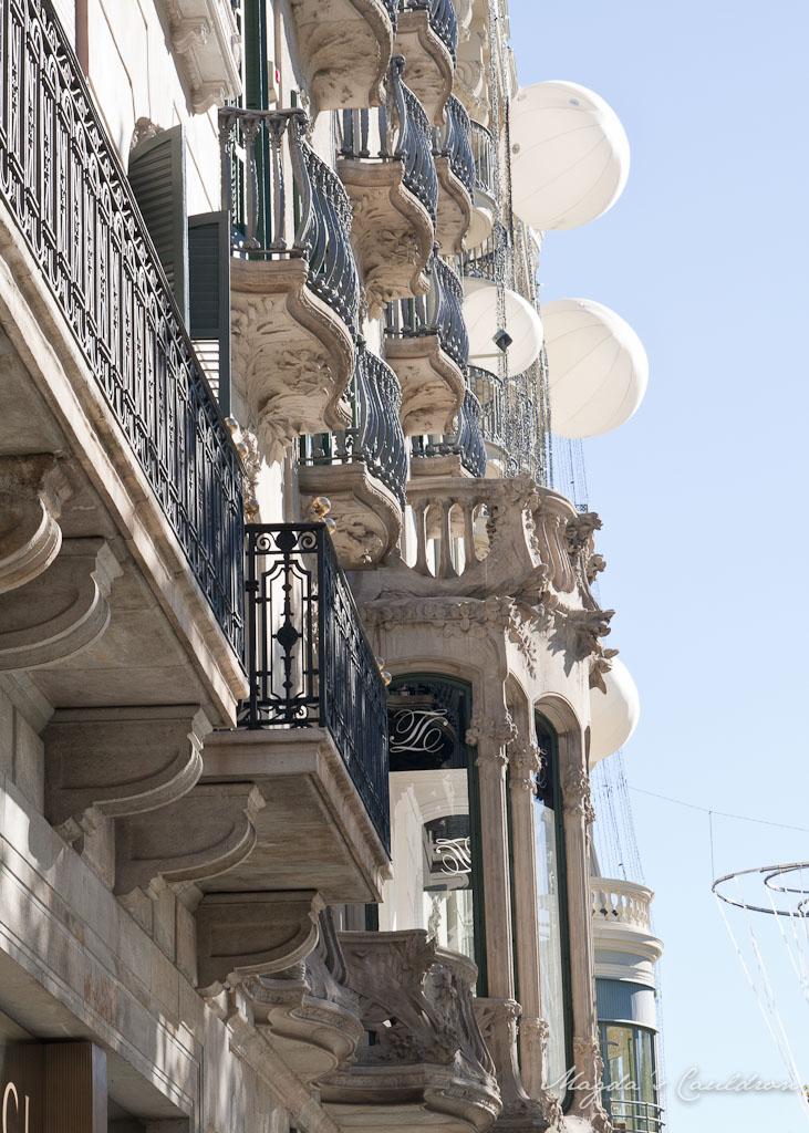 buildings in Barcelona