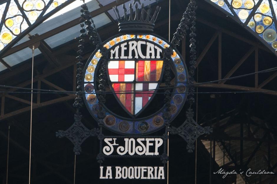 Mercat St Josep La Baqueria