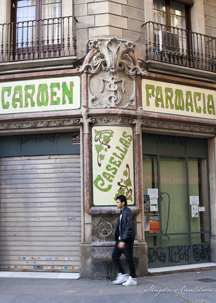 Pharmacy in Barcelona