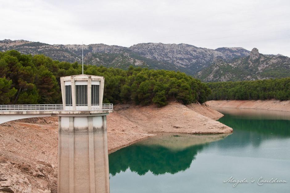 Spain, reservoir