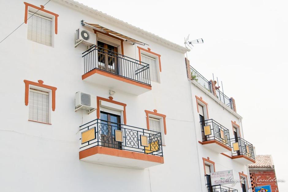 castril houses