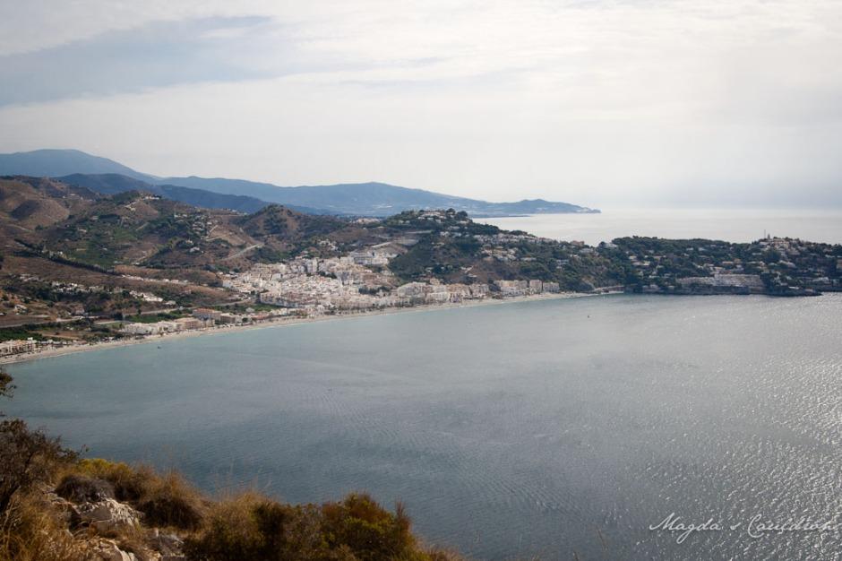 Andalusia, coastal road