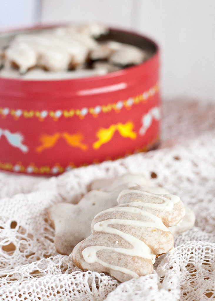 Simple Polish Gingerbread Cookies