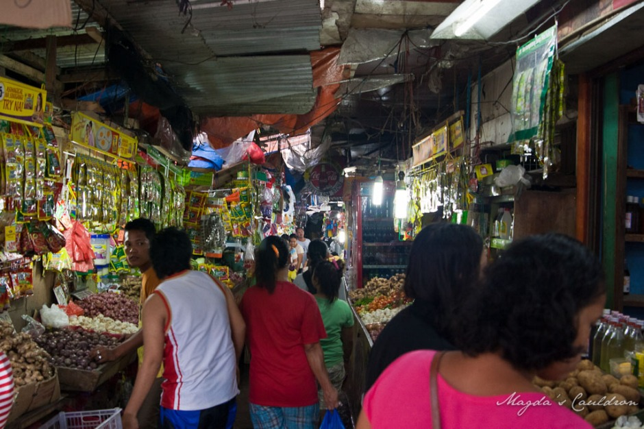 Market in Puerto Princesa