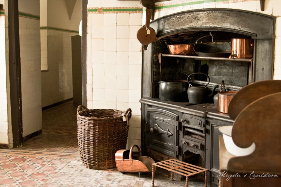 Castletown house - kitchen