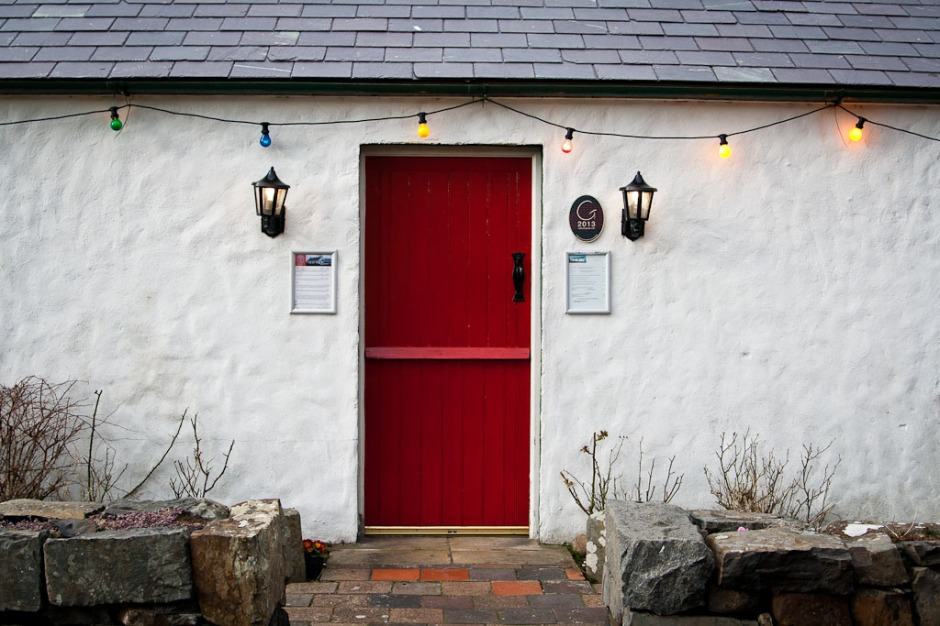 The Red Door Cottage Tea Room & Bistro